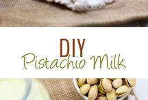 diy nut milk