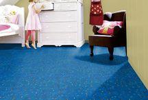 Kolorowa podłoga