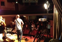 Live Music Events Lighting Hire / Lighting Hire services for live music in the Dundee / East Scotland area