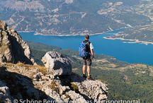 Hautes-Alpes (Frankreich) / by Schöne Bergtouren - Das Bergsportportal