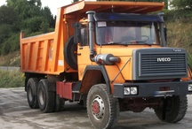 Legendary & Oldtime IVECO Trucks / Oldtime IVECO Trucks of several range series.