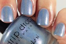 Drip Drop Nail Paint Swatches