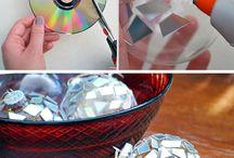 decorare palline di natale