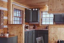 Country Kitchens...<3 of the Home