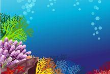 Moře, ryby, mořští živočichové