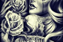 draw tatto