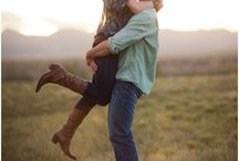 Engagement pics / by Shelbi Rassier