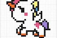 Ponto Cruz e Crochet