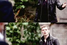 Klaus Mikaelson | The Vampire Diaries