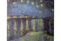 Van Gogh Art Tiles