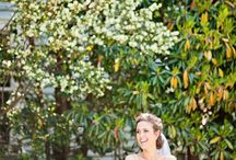 Georgia Industrial Garden Wedding / Wrennwood Design owned by Amberly Odom is an Atlanta based planning and floral design studio. This wedding is a modern take a garden wedding with an industrial flair. Train Depot on Bradley Street in Carrollton, Georgia
