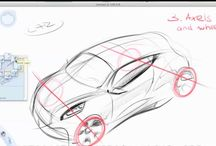 Design Sketch CAR_Tut