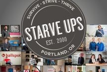 Starve Ups -- THE BOOK