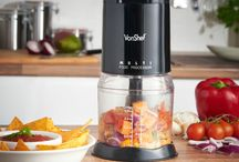 Kitchen Food Blender Processor Multi Function Chopper Meat Fruits Nuts Baby Mix