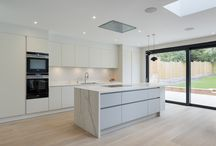 Refurbishment and extension of a home in London.