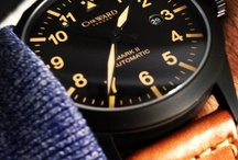 C8 Pilot / Christopher Ward C8 Pilot http://www.christopherward.co.uk/men/aviation/c8-92.html