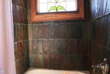 bathrooms ( bathtubs )