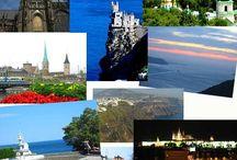 Travel / Scott and I love to travel / by Melissa Stine