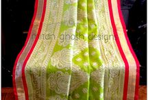 chikan sarees