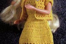 vestidos barbie