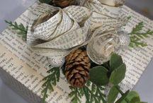 balení dárků   -   gift wrapping