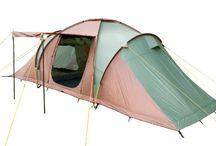 Tiendas refugio / Parasol, protector de vientos, toldos,...