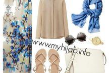 Hijab polyvore
