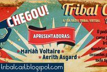 Tribalcast Brasil / Apresentado por Aerith e Mariáh Voltaire | Curitiba -PR, Brasil