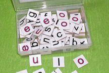caja de letras