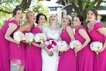 StarDust Real Weddings Bridesmaids Edition / Brides who have chosen bridesmaids dresses with StarDust Celebrations.