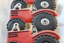 Dekorowanie ciasteczek muffinek / Dekoracja