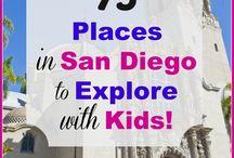 San Diego Fun for Families / Fun things to do in San Diego for families with toddlers