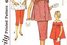 Vintage Sewing Pattern Gals