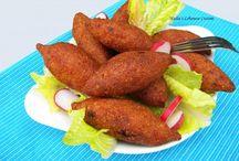 Potato kibbeh