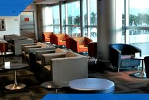 Airport and Lounge Reviews