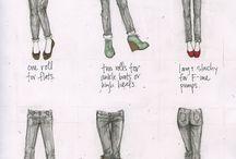 mode / Mode handigheidjes...