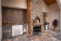 Braai Place Designs / Braai areas for your home