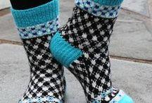 Knitting / Вязание / Footwear