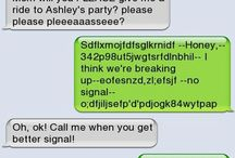 Funny text meassages