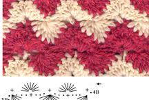 Crochet - Stitches/Diagrams / by Bridgette Gilliam