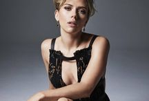 SCARLETT JOHANSSON - ACTRESS