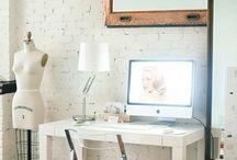 desk space inspiration