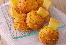 recette apéritifs au fromage