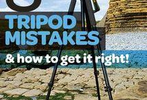 8 TRIPOD MISTAKES