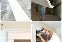Trim and Molding ideas / by Full of Great Ideas