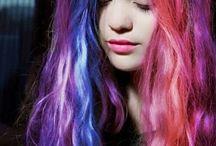 Pastel hair~