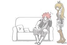 Nalu Natsu Lucy FairyTail
