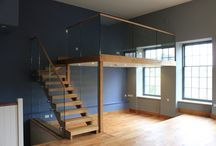 Living rooms / Architect designing living rooms