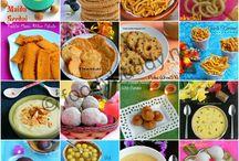 Festival Recipes