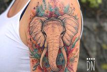 Tatuagem, Animal Design